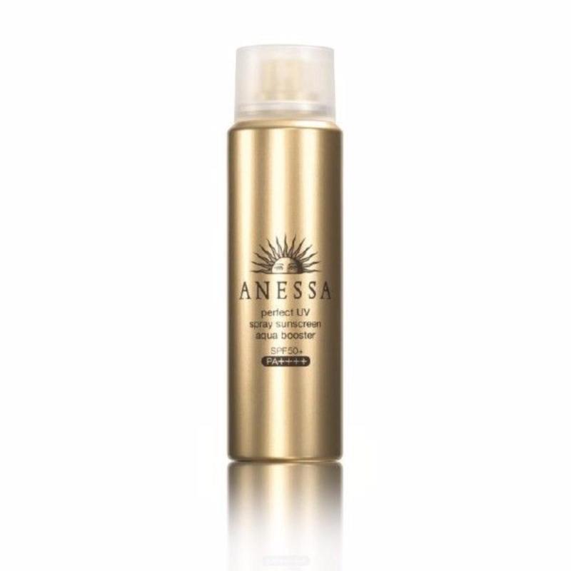 Chống Nắng Dạng Xịt Anessa Essence Uv Spray Sunscreen 60g - AQUA BOOSTER nhập khẩu