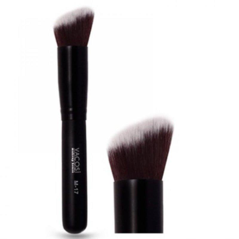 Cọ má xéo đánh khối cao cấp Vacosi collection Pro-makeup M-17 (Hàng Chính Hãng)