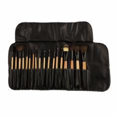 Cọ trang điểm 18 món + tặng kèm bao da bảo vệ Pro Comestic Makeup Sets tốt nhất