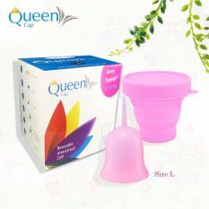 Cốc Nguyệt San Queen Cup ( size L )