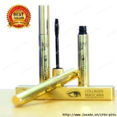 Collagen Mascara Pizu 15G Hang Phan Phối Chinh Thức Chiết Khấu Hồ Chí Minh