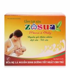 Cốm giúp tăng tiết sữa Zosua dạng gói