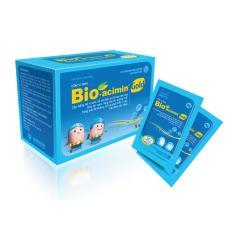Hình ảnh Cốm vi sinh Bio Acimin Gold - Tiêu hoá khoẻ, trẻ ăn ngon