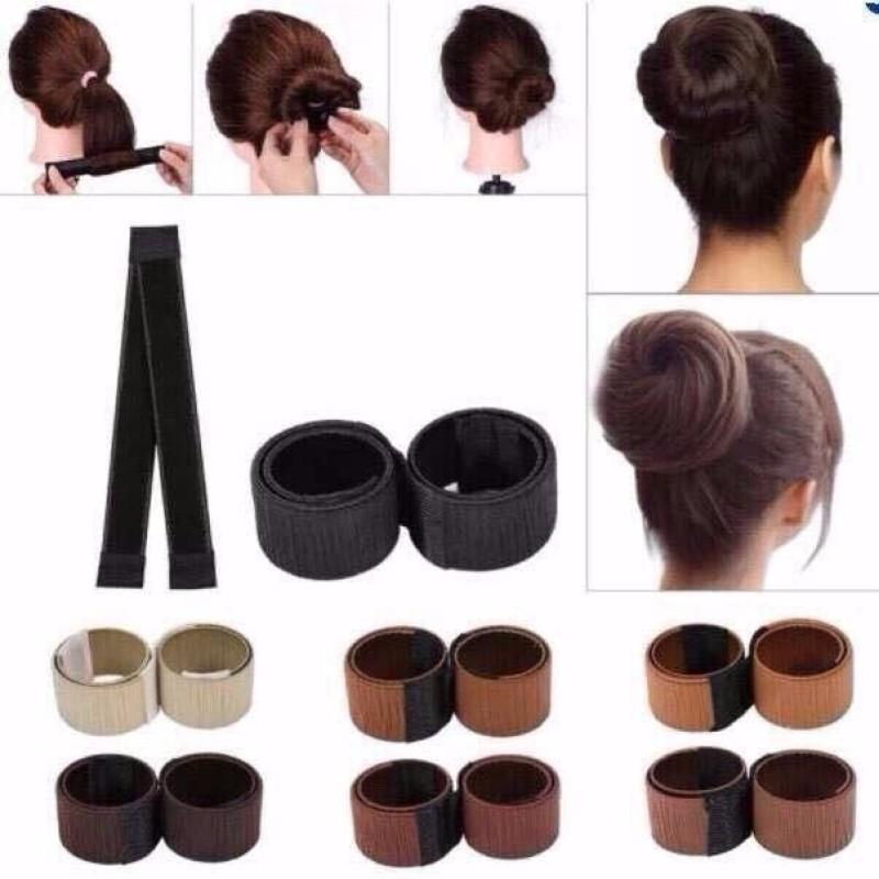 Combo 05 búi tóc số 8 nhập khẩu