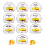 Combo 10 Mặt Nạ Banobagi Vita Genic Jelly Mask Han Quốc Cứu Tinh Cho Mọi Loại Da Whitening 10X30Ml Chiết Khấu Hồ Chí Minh