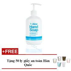 Cửa Hàng Combo 2 Aloe Hand Soap Sữa Rửa Mặt Thien Nhien Từ Lo Họi Hang Chinh Hang Tặng 50 Ly Giấy Rẻ Nhất