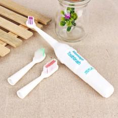 Combo 2 Bàn Chải Đánh Răng Điện Massage Toothbrubush