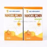 Cửa Hàng Combo 2 Hộp Vien Uống Nano Curcumin Hvqy X 30 Vien Trong Hồ Chí Minh