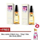 Giá Bán Combo 2 Nước Hoa Cindy Classic N3 Edp 50Mlx2 Tặng 1 Sữa Tắm Cindy 200Ml Hồ Chí Minh