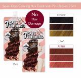 Chiết Khấu Combo 2 Thuốc Nhuộm Toc 7 Ngay Missha 7 Days Coloring Hair Treatment Pink Brown 25Ml X2 Missha Hồ Chí Minh