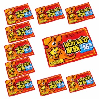 Combo 14 Miếng Dán Giữ Nhiệt Chuột Túi thumbnail