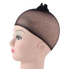 Hình ảnh Combo 3 Lưới trùm tóc giả tiện lợi dễ sử dụng màu đen