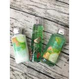Giá Bán Combo 3 Sản Phẩm Gel Tắm Dưỡng Thể Xịt Thơm Cucumber Melon Của Bath Body Works Mới