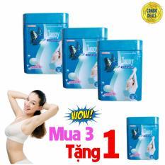 Giá Bán Combo 3 Thuốc Giảm Can Lishou Xanh Hộp Thiếc Tặng 1 Sản Phẩm Cung Loại Thai Lan Oem Hồ Chí Minh