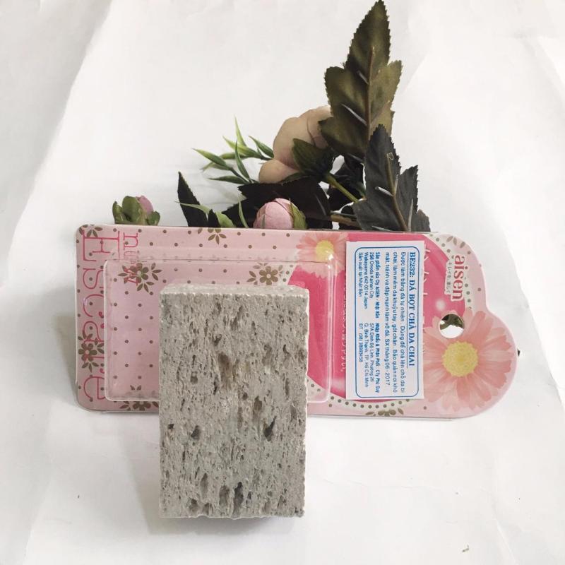 Đá chà gót chân Aisen Nhật Bản 100% từ đá bọt thiên nhiên