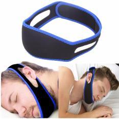 Hình ảnh Đai chống ngáy và hở miệng khi ngủ ban đêm DCNBD01
