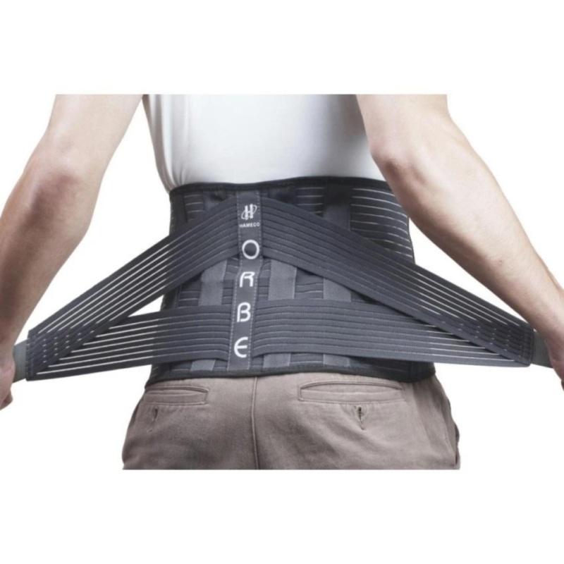 Đai đeo hỗ trợ thắt lưng cao cấp olumba siêu tiện lợi ( màu ngẫu nhiên ) tốt nhất