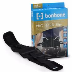 Đai Lưng Cố Định BonBone Pro Hard Slim Nhật Bản