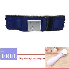 Cửa Hàng Đai Massage Bụng Tich Hợp Pin Xanh Tặng May Massage Mặt Bằng Ion Rẻ Nhất