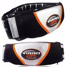 Hình ảnh Đai massage giảm mỡ bụng nóng & rung Vibro Shape (Đen)_ Hàng nhập khẩu