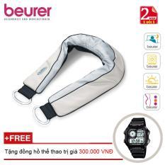 Giá Bán Đai Massage Lưng Vai G*y Beurer Mg150 Tặng Đồng Hồ Thể Thao Chinh Hang Beurer Hà Nội