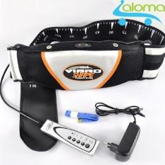 Đai Massage Nong Va Rung Vibro Shape Vs 2331 Rẻ