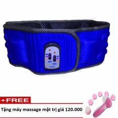 Giá Bán Đai Massage Rung Giảm Mỡ Bụng X5 Xanh Trực Tuyến Hồ Chí Minh