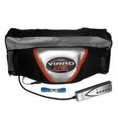 Đai mát-xa bụng giảm mỡ Vibro Shape (Đen)