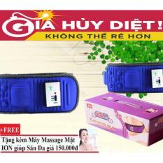 Bán Đai Mat Xa Giảm Beo Bụng X5 Tặng May Massage Mặt Y1200 New 2017 Hà Nội