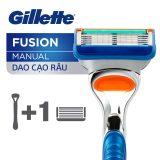 Chiết Khấu Sản Phẩm Dao Cạo Điện Gillette Fusion Proglide Manual Razor