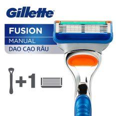 Chiết Khấu Dao Cạo Điện Gillette Fusion Proglide Manual Razor Gillette Hồ Chí Minh