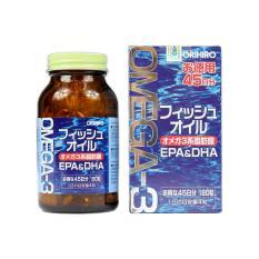 Dầu Ca Omega 3 Epa Dha Orihiro Nhật Bản Orihiro Rẻ Trong Hà Nội