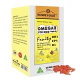 Bán Dầu Ca Omega 3 For Kids Vitamin D3 Nature S Gold