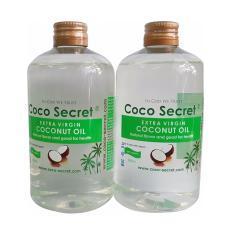 Dầu Dừa Coco Secret 500Ml Chiết Khấu Hồ Chí Minh