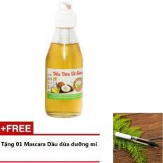 Bán Dầu Dừa Đắp Mặt Nạ 200Ml Tặng Mascara Dầu Dừa Dưỡng Mi 5Ml Có Thương Hiệu