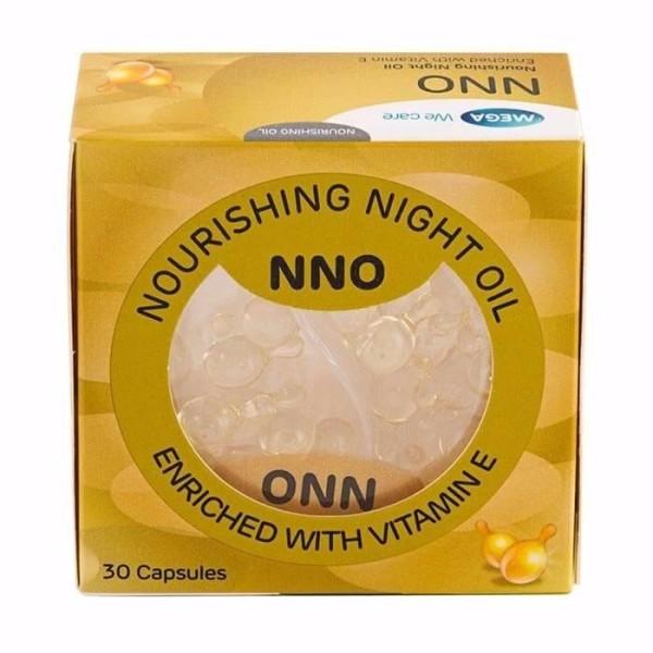 Dầu dưỡng da ban đêm NNO