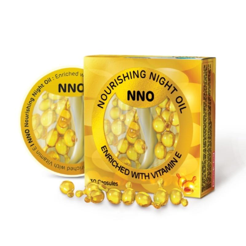 Dầu dưỡng da ban đêm NNO (30 viên/hộp) nhập khẩu