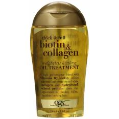 Bán Dầu Dưỡng Toc Ogx Biotin Collagen Kich Thich Toc Ngăn Ngừa Rụng Toc Số 1 Tại Mỹ Nhập Khẩu