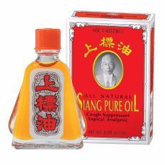 Mã Khuyến Mại Dầu Gio Thai Lan Siang Pure 12 Hộp X 3Cc Rẻ