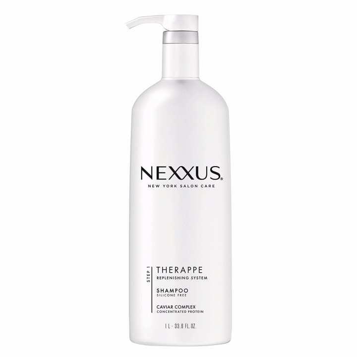Dầu gội đầu chuyên nghiệp dưỡng ẩm dành cho tóc khô Nexxus Therappe Moisture Shampoo, for Dry Hair 1 Lít (Mỹ)