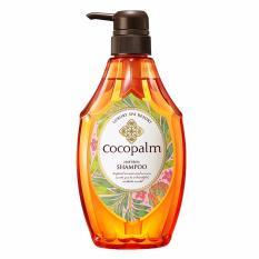 Giá Bán Dầu Gội Dưỡng Toc Nhật Bản Cocopalm Chai 600Ml Hang Nhập Khẩu Cocopalm Tốt Nhất
