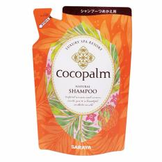 Chiết Khấu Dầu Gội Dưỡng Toc Nhật Bản Cocopalm Tui 500Ml Hang Nhập Khẩu Cocopalm Hà Nội