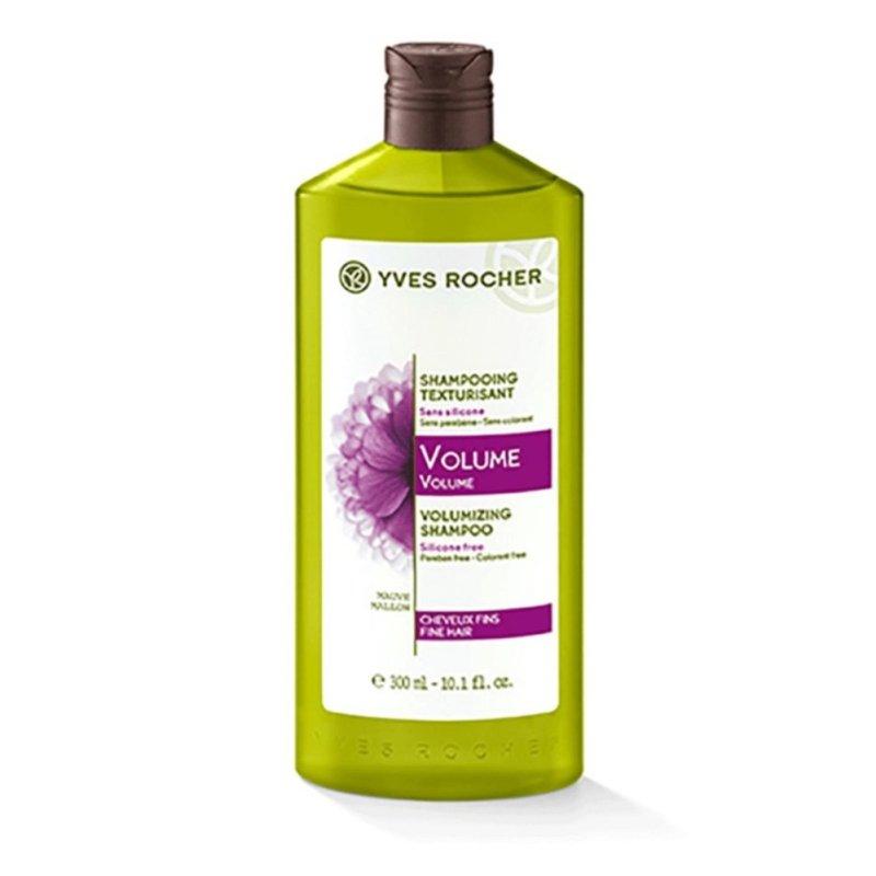 Dầu gội làm dày tóc YVES ROCHER VOLUME - VOLUMIZING SHAMPOO 300 ML JAR giá rẻ