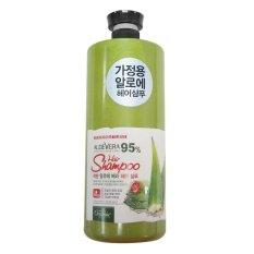 Dầu Gội Organia White Good Nature Aloe Vera Hair Shampoo 1500Ml Organia Chiết Khấu 30