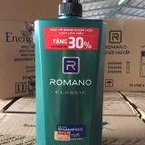 Mã Khuyến Mại Dầu Gội Romano Classic Chai 650G Tặng Them 30 Dung Tich Romano