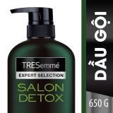 Giá Bán Dầu Gội Tresemme Salon Detox Toc Chắc Khỏe Chuẩn Salon Tại Nha 650G Tốt Nhất