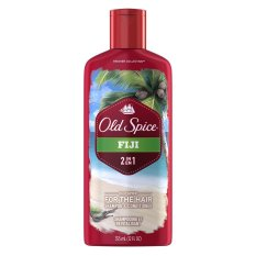 Dầu gội và xả 2 trong 1 cho nam Old Spice Fiji 2-in-1 Shampoo And Conditioner 355ml