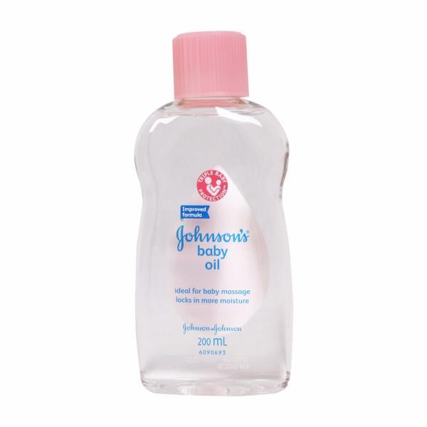 Dầu mát-xa và dưỡng ẩm Johnsons Baby Oil 50ml tốt nhất
