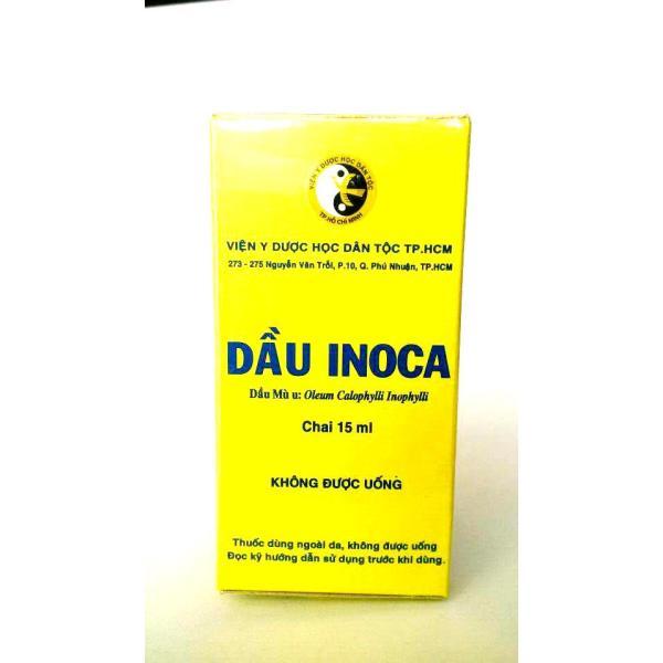 [HCM]Dầu mù u INOCA