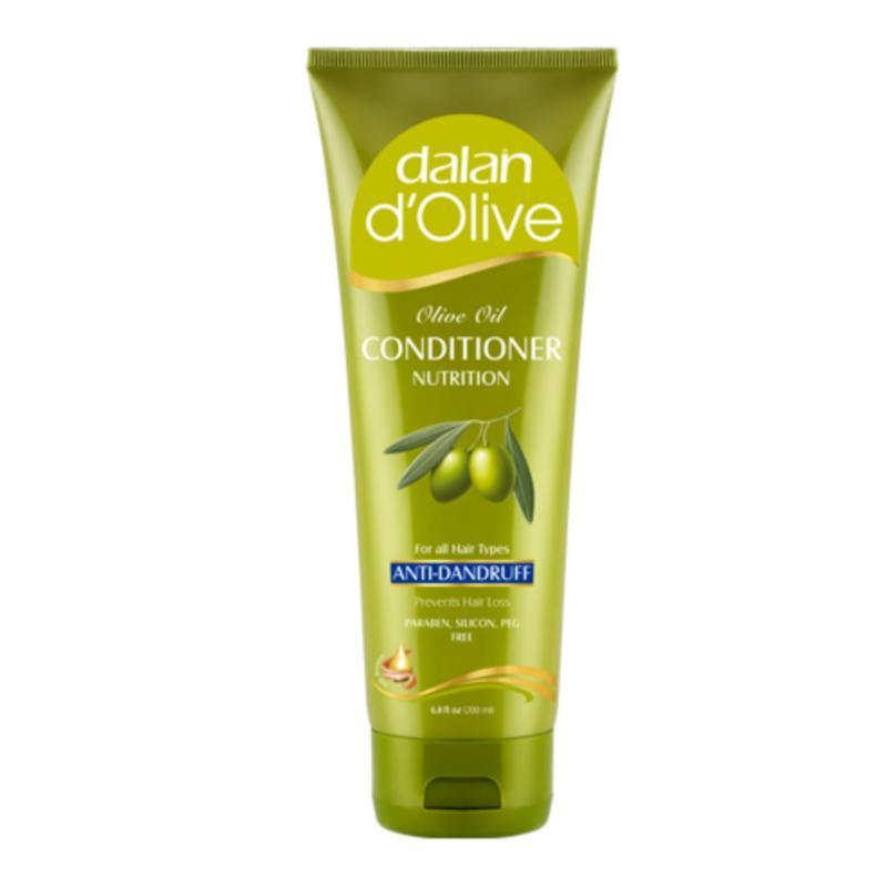 Dầu Xả oliu ngăn ngừa gàu cho da đầu nhạy cảm DALAN D'OLIVE CONDITIONER ANTI DANDRUFF 200 ml